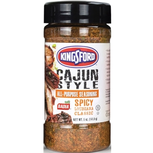 Kingsford Cajun Style  All Purpose Seasoning