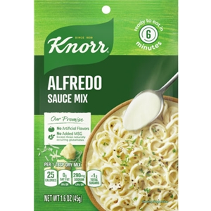 Knorr Alfredo Sauce Mix