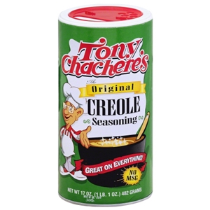 Tony Chachere's Original Creole Seasoning 17oz.
