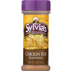 Sylvia's Chicken Rub Seasoning
