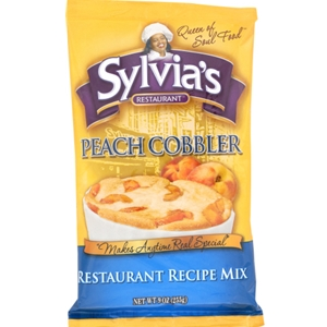 Sylvia's Peach Cobbler Mix