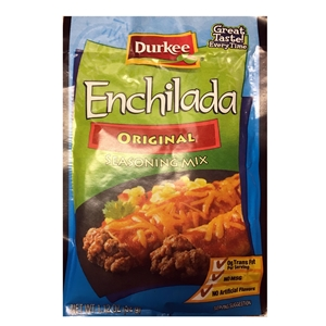 Durkee Enchilada Seasoning Mix