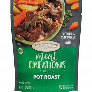 Orrington Farms Meal Creations Pot Roast Sauce