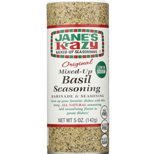 Jane's Krazy Original Mixed-Up Basil Seasoning