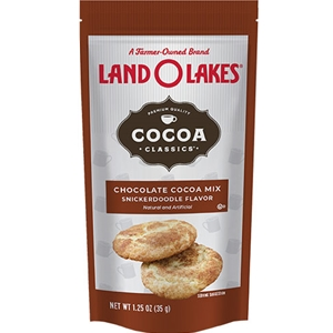 Land O Lakes Chocolate Snickerdoodle Hot Cocoa Mix