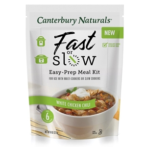Canterbury Naturals Fast or Slow White Chicken Chili