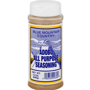 Blue Mountain Country Adobo All Purpose Seasoning 10 oz