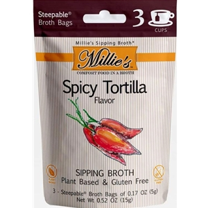 Millie's Tortilla Plant Based Sipping Broth