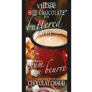 Gourmet du Village Buttered Rum Hot Chocolate