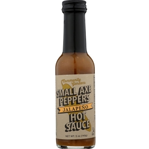 Small Axe Peppers Jalapeno Hot Sauce