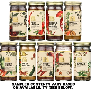 New York Shuk Spice Blend Sampler