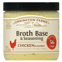 Orrington Farms Chicken Flavored Soup Base 56 Servings