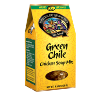 Santa Fe Seasons Green Chile Chicken Soup Mix