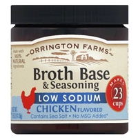Orrington Farms Low Sodium Chicken Flavored Soup Base 23 Servings
