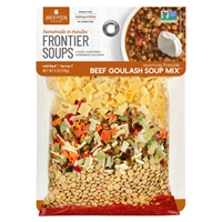 Frontier Wyoming Fireside Beef Goulash Soup