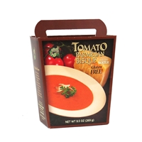 Plentiful Pantry Tomato Parmesan Bisque