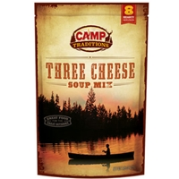 Camp Traditions Three Cheese Soup