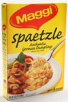 Maggi Spaetzle Authentic German Dumplings