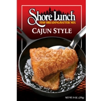 Shore Lunch Cajun Style Fish Batter Mix