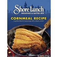 Breading batter mixes coatings seasoned mix for Cornmeal fish fry batter