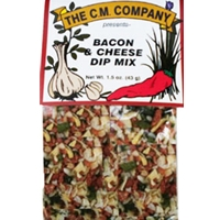 C. M. Company Bacon & Cheese Dip Mix