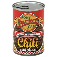 Tony Packo's World Famous Chili with Beans