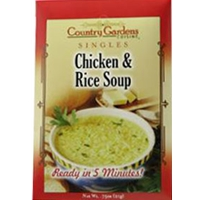Country Gardens Chicken & Rice Soup Mix
