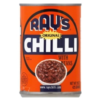 Ray's Brand Chilli Original Chilli With Beans