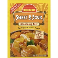 SunBird Sweet & Sour Seasoning Mix