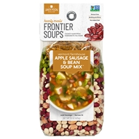Frontier Vermont Farmhouse Apple Sausage & Bean Soup