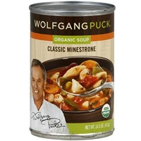 Wolfgang Puck Classic Minestrone Soup