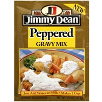 Jimmy Dean Pepper Gravy Mix