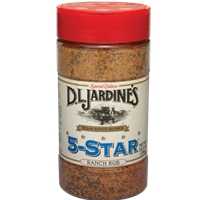 Jardine's 5 Star Ranch Rub