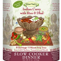 Delicae Gourmet Indian Curry with Rice & Dhal