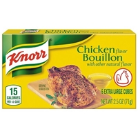 Knorr Chicken Bouillon - 6 Cube, 2.5 oz