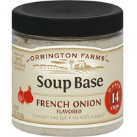 Orrington Farms French Onion Flavored Soup Base 14 Servings