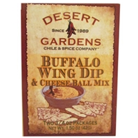 Desert Gardens Buffalo Wing Dip & Cheeseball Mix