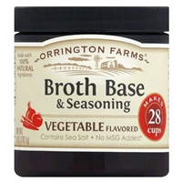 Orrington Farms Vegetable Flavored Soup Base 28 Servings
