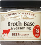 Orrington Farms Beef Flavored Soup Base 28 Cups