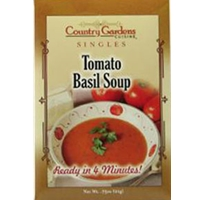 Country Gardens Tomato & Basil Soup Single Mix