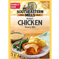 Southeastern Mills Chicken Gravy Mix 3 1/2 Cups