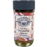 Blue Crab Bay Co. Steaming Spices For Shellfish in a Jar
