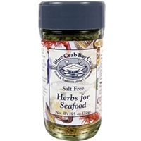 Blue Crab Bay Co. Herbs For Seafood in a Jar