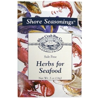 Blue Crab Bay Co. Herbs For Seafood