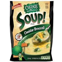 Cugino's Cheddar Broccoli Soup Mix