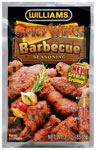Williams Country Store Spicy Wings Barbecue Seasoning