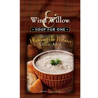 Wind & Willow Homestyle Potato Soup For One