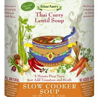 Delicae Gourmet Thai Curry Lentil Soup