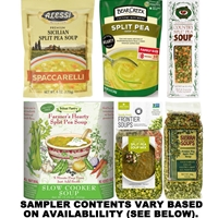 Split Pea Soup Sampler