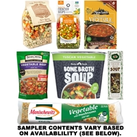 Vegetable Soup Sampler